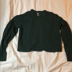 forest green long sleeve